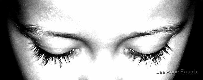 Little Boy Lashes by Lee Anne French