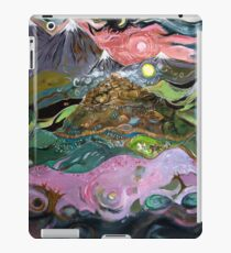 Riding to Rohan iPad Case/Skin