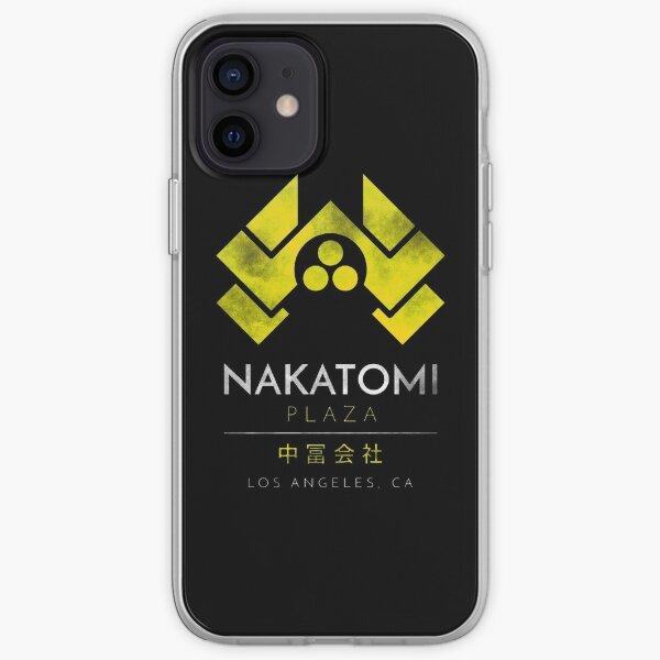 Nakatomi Plaza iPhone Soft Case