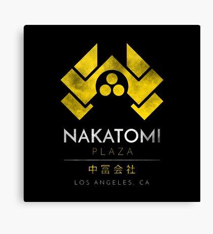 Nakatomi Plaza Canvas Print