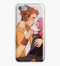 Kid Flash and Jinx iPhone Case/Skin