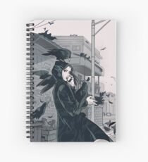 BIRDS Spiral Notebook