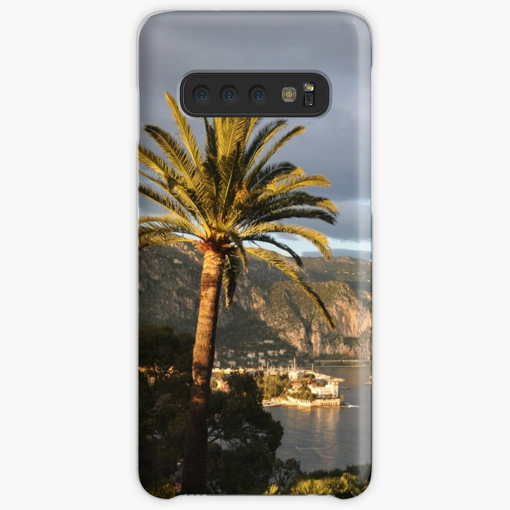 Villa Kerylos; view from House Effrussi Case & Skin for Samsung Galaxy