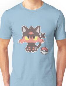 Chibi Litten Unisex T-Shirt