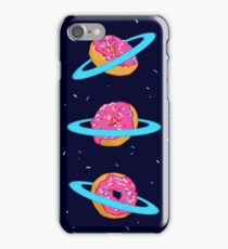 Sugar rings of Saturn iPhone Case/Skin