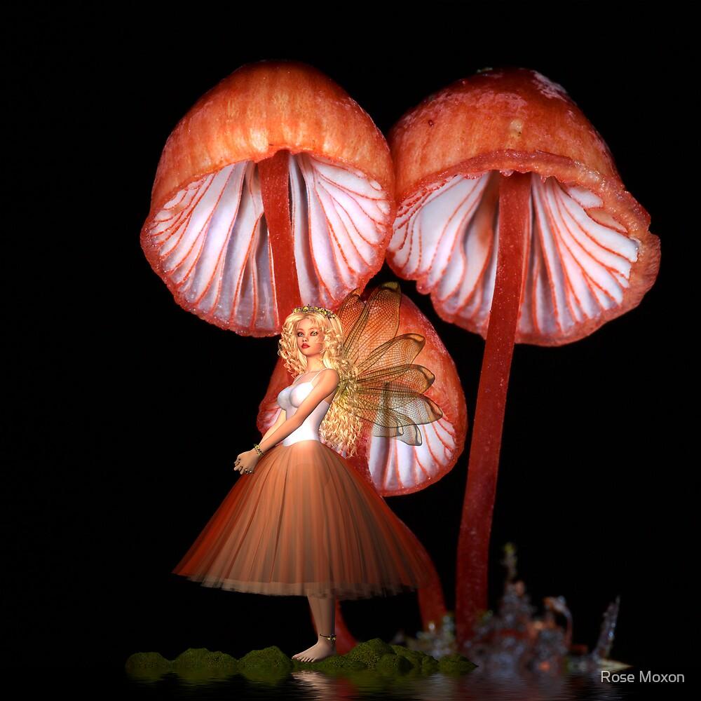 Raspberry - Rose & Steve Axford by Rose Moxon