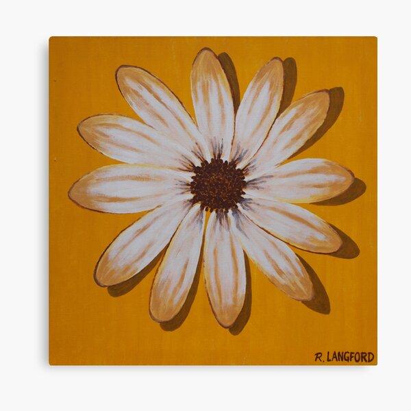 SUNSHINE DAISY Canvas Print