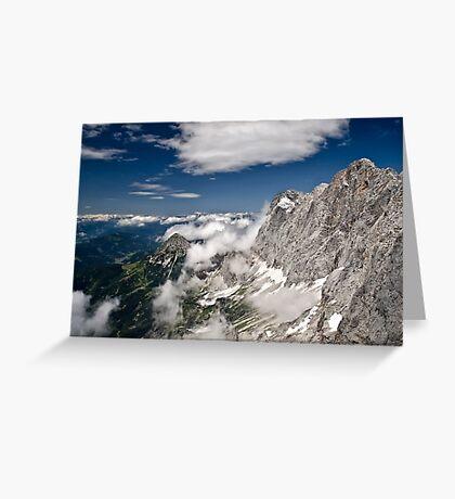 Dachstein Greeting Card
