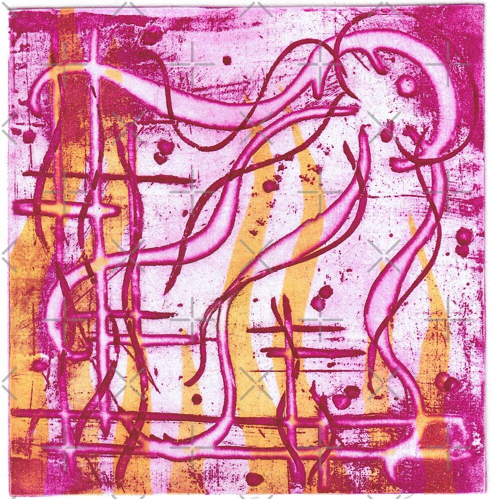 Jellyfish 1 by Marita