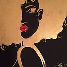 Black is Gold by Akyartistry