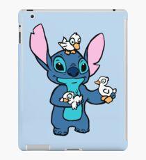 Stitch with Ducks iPad Case/Skin