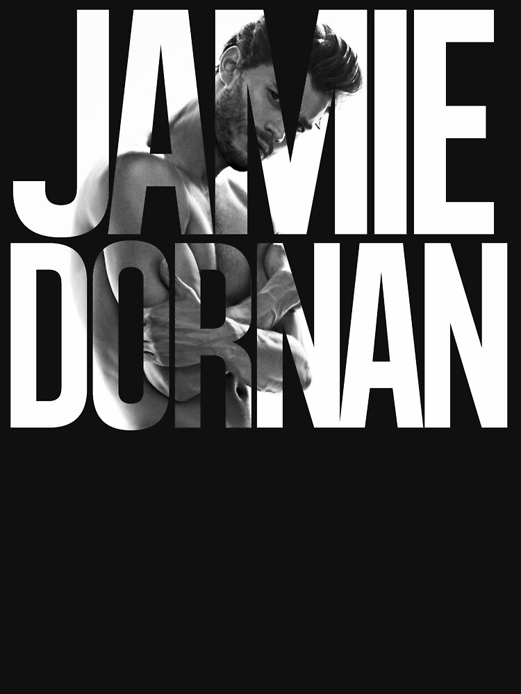 Jamie Dornan | Unisex T-Shirt