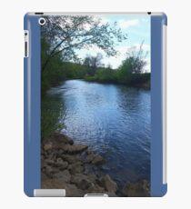 Creek iPad Case/Skin
