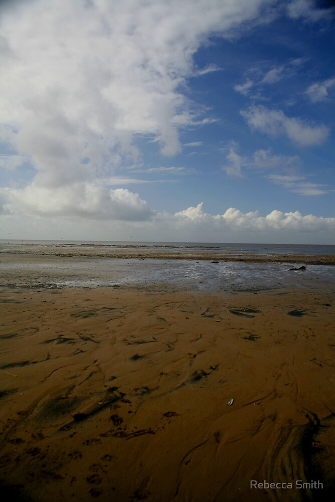 Beach Scene by Rebecca Smith