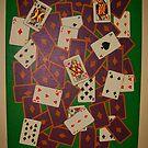 52 card pickup by Derek Trayner