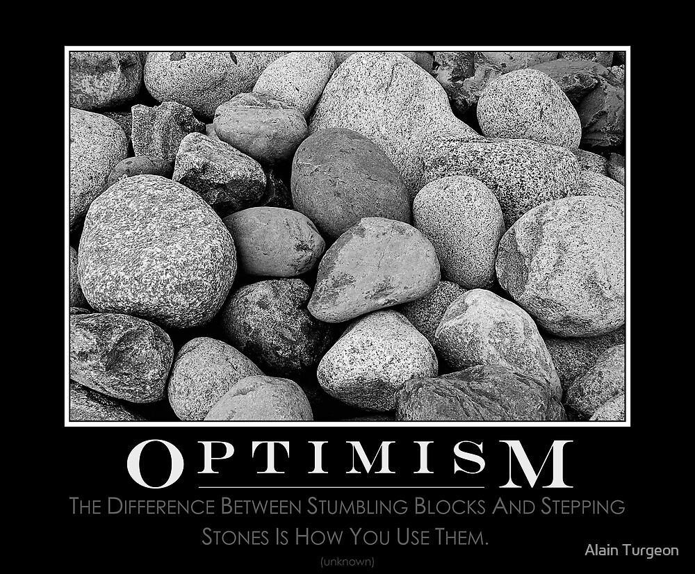 Optimism by Alain Turgeon