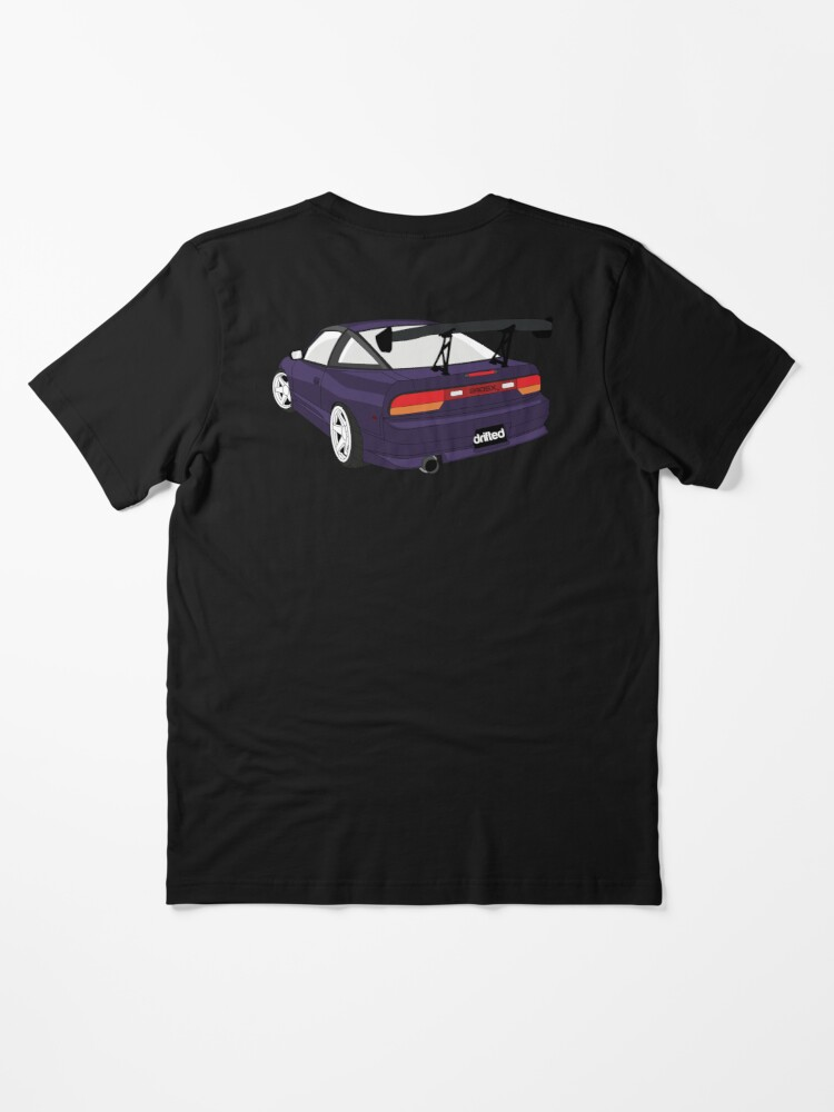 Alternate view of 240sx Hoodie & Tee - S13 Edition by Drifted Essential T-Shirt
