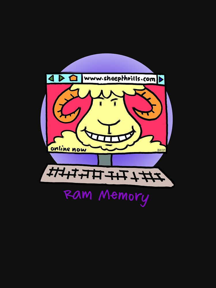 Ram Memory by Manotron