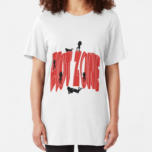 Hot Zone Slim Fit T-Shirt