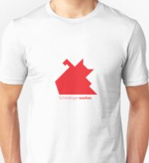 Schrödinger washes Unisex T-Shirt