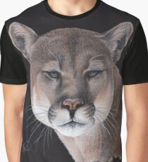 'COUGAR' Graphic T-Shirt