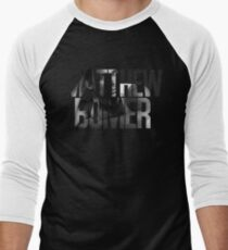 Matthew Bomer Men's Baseball ¾ T-Shirt