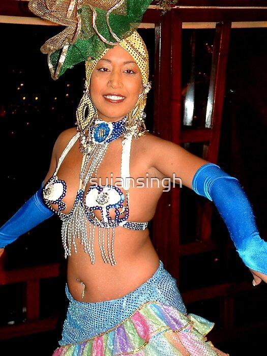 Samba dance by sujansingh