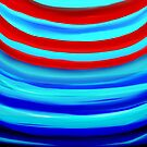 Clothing Striped Red and blue  by rupydetequila