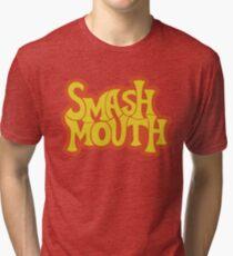 Smash Mouth Tri-blend T-Shirt