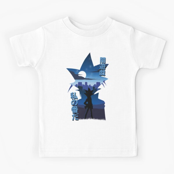 Kid//Youth Yu-Gi-Oh T-Shirts 3D Long Sleeve Tees for Girls Boys