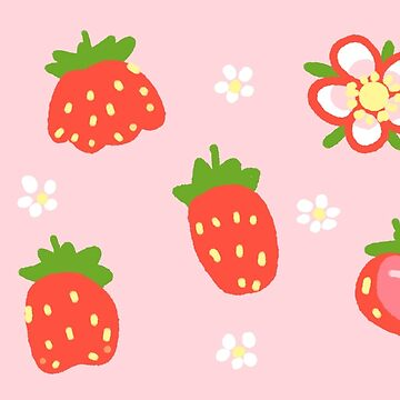 strawberry galore! by tinybe