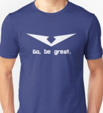 Voltron - Go, be great T-Shirt