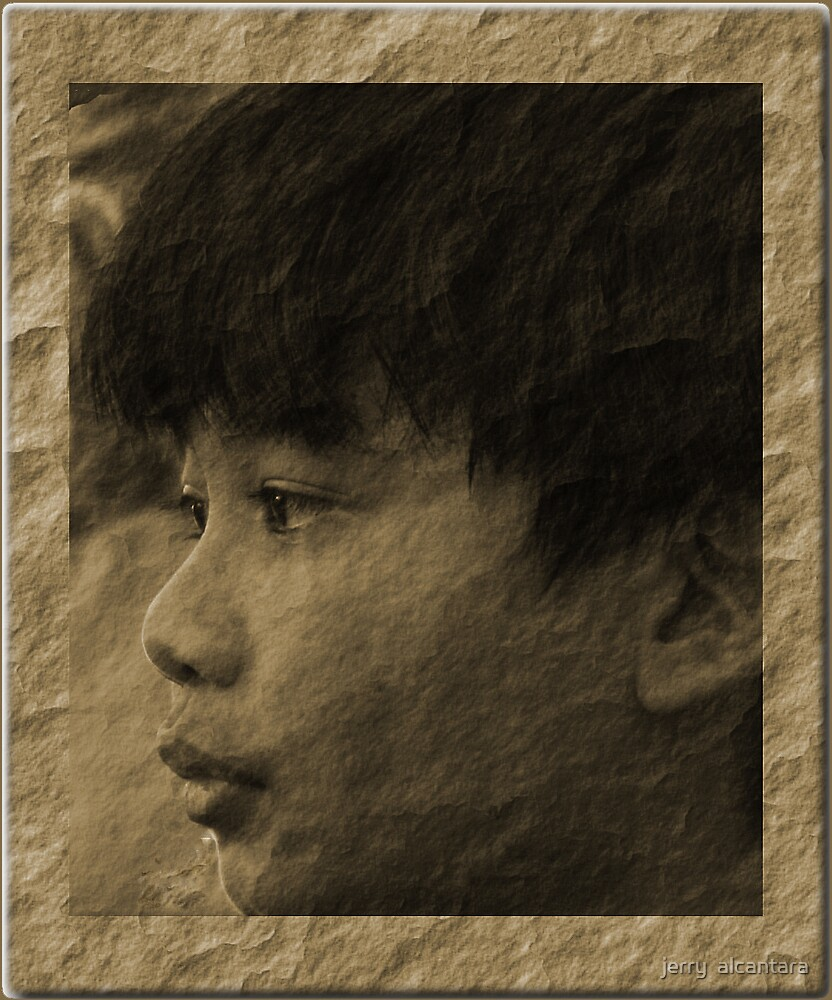Worried Innocent by jerry  alcantara