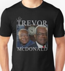 Sir Trevor McDonald Homage Tee T-Shirt