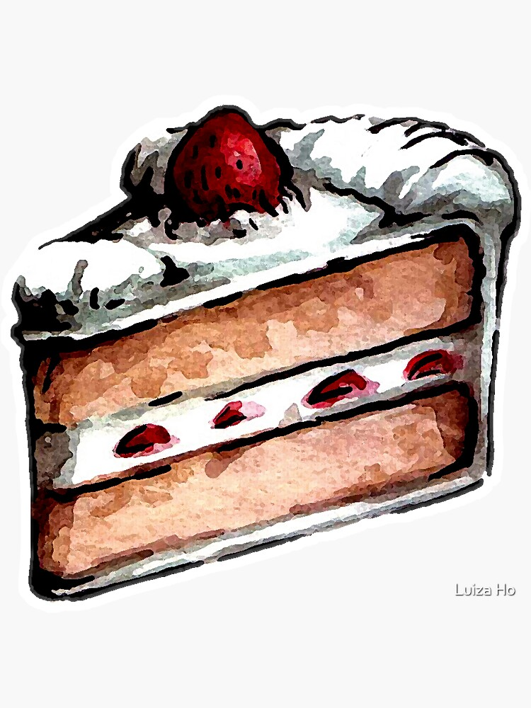 Strawberry Shortcake by teapotsandhats