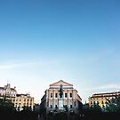 Plaza de Oriente by Guilherme Bermêo