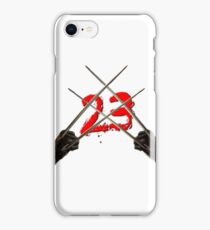 Adamantium Daughter iPhone Case/Skin