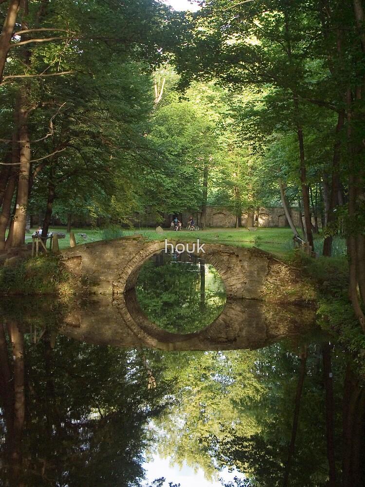 Reflection by houk