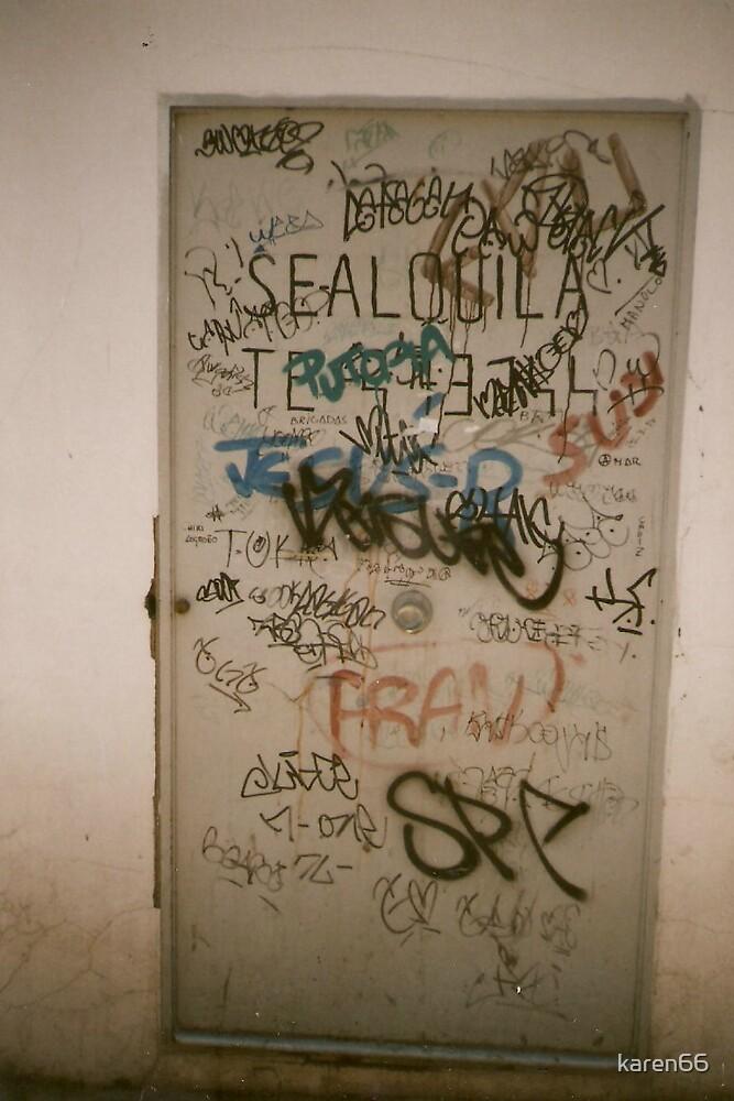 Spanish Graffitti by karen66