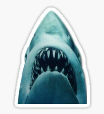 Jaws Sticker