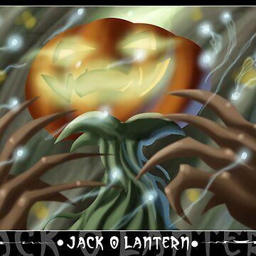 Jack-o Lantern by mpinzon