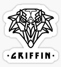 School of the Griffin Sticker