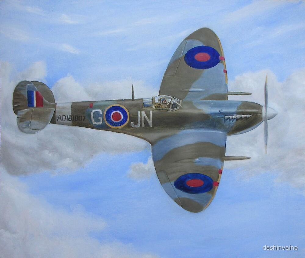 Spitfire by dashinvaine