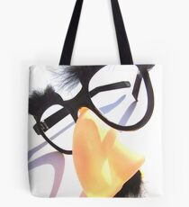 Comedy Genius Tote Bag
