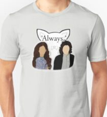 Always - Severus Snape & Lily Evans Unisex T-Shirt