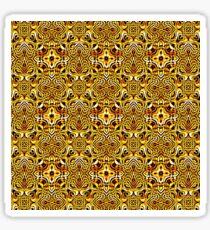 Kaleidoscope-16 Sticker