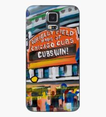 Cubs Win Case/Skin for Samsung Galaxy