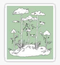 Rainforest Sticker