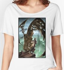 Steampunk Painting 002 Women's Relaxed Fit T-Shirt