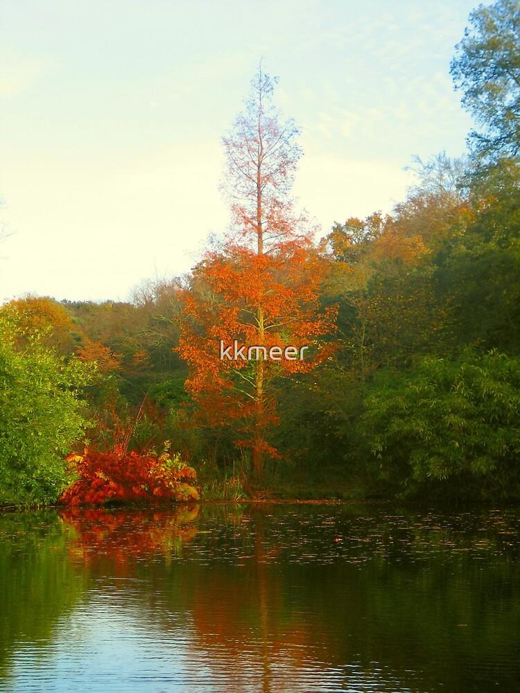 Autumn Lake by kkmeer